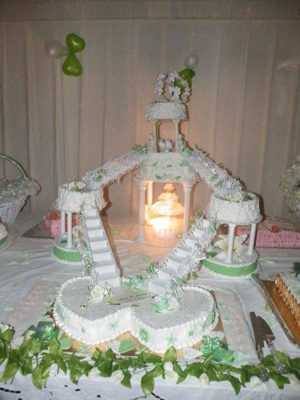 Mariage - Gateaux Antillais